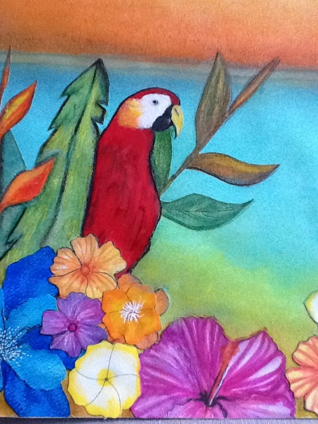Commiss-Grenada-RedParrotPainted